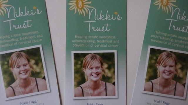 Nikki's Trust Leaflet